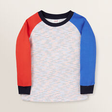 Colour Block Windcheater  MULTI  hi-res