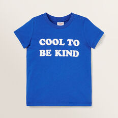 Retro Cool Tee  BRIGHT COBALT  hi-res
