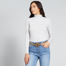 Buckle Waist Belt  TIGER  hi-res