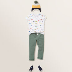 Patch Pocket Pants  GRASSHOPPER  hi-res