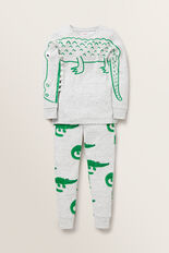 Alligator Pyjamas  CLOUDY MARLE  hi-res