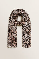 Ocelot Scarf  ROSE BLUSH  hi-res