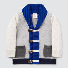 Shawl Toggle Cardigan  MULTI  hi-res