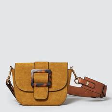 Buckle Cross Body Bag  GOLDEN MUSTARD  hi-res