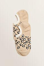 Sneaker Sock  OAT ANIMAL  hi-res