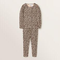 Ocelot Long Sleeve Pyjamas  OCELOT  hi-res