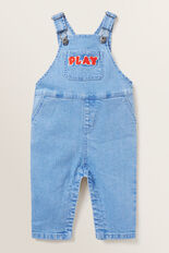 Denim Overall  FADED BLUE  hi-res