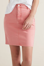 Stitch Fashion Skirt  CARNATION PINK  hi-res