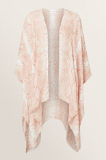 Summer Poncho  ROSE BLUSH  hi-res