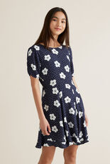 Floral Dress  MIDNIGHT  hi-res
