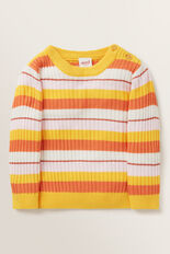 Ribbed Sweater  MULTI  hi-res