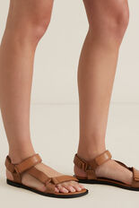 Minni Strap Sandal  TAN  hi-res