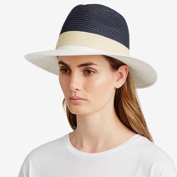 Tri Colour Hat  MULTI  hi-res