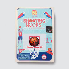 Shooting Hoops Ball Game  MULTI  hi-res