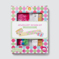 Jewellery Design Kit Pom Pom  MULTI  hi-res
