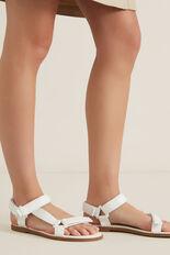Minni Strap Sandal  WHITE  hi-res