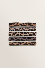 Ocelot Hair Tie Pack  OCELOT  hi-res