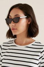 Victoria Cat Eye Sunglasses  TORT  hi-res