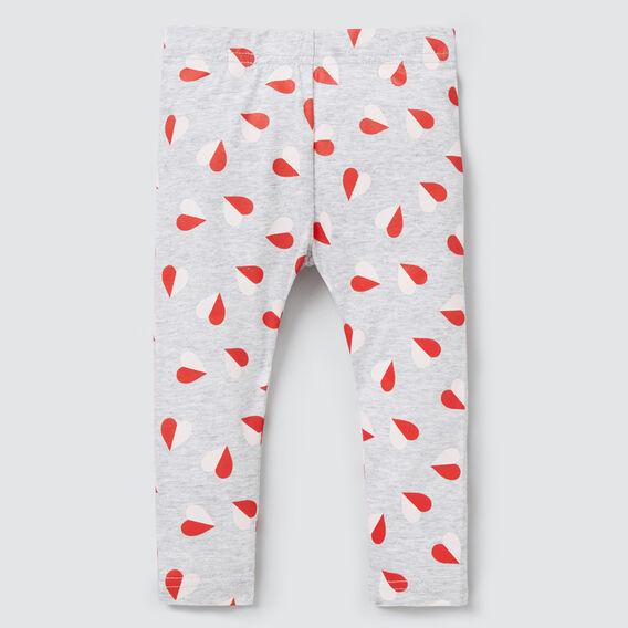 Heart Legging  CLOUD  hi-res