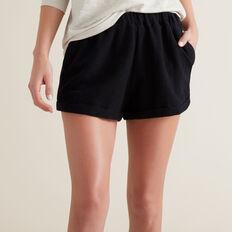 Casual Shorts  BLACK  hi-res