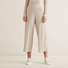 Textured Lounge Pants  DESERT MARLE  hi-res