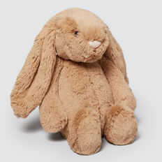 Jellycat Medium Bashful Bunny  BISCUIT  hi-res
