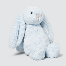 Jellycat Medium Bashful Bunny  BLUE  hi-res