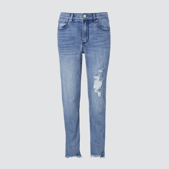 Straight Leg Jean  VINTAGE WASH  hi-res