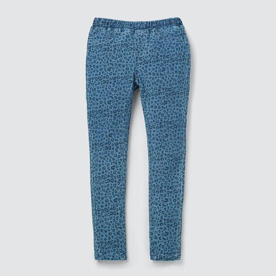 Ocelot Yardage Legging  WARM BLUE WASH  hi-res