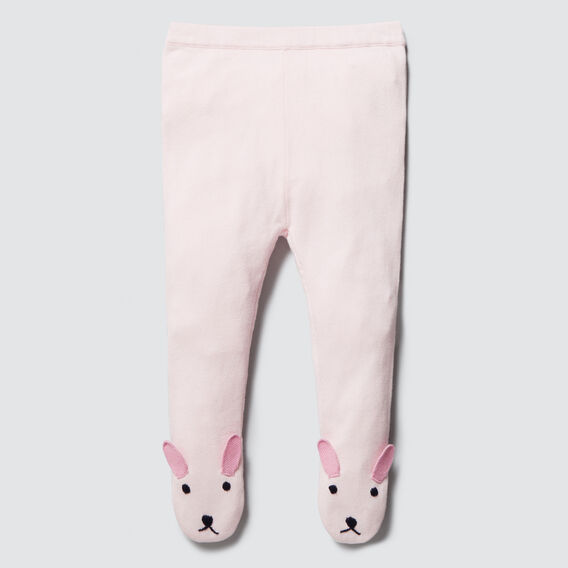 Bunny Foot Legging  ICE PINK  hi-res