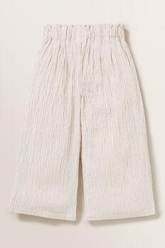 Stripe Culottes  SAND  hi-res