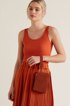 Twin Pocket Pouch  SUNBURNT ORANGE  hi-res