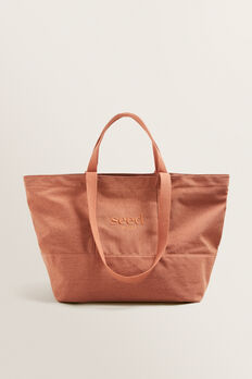 Seed Overnight Bag  SUNBURNT ORANGE  hi-res