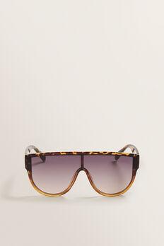 Diana Flat Top Sunglasses  OMBRE TORT  hi-res