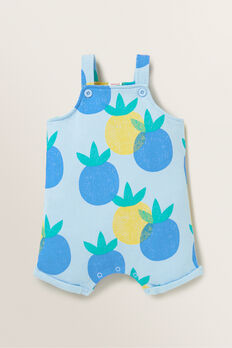 Pineapple Yardage Overall  NORDIC BLUE  hi-res
