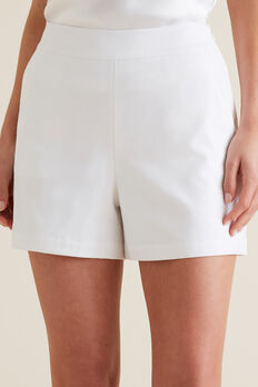 Suit Short  WHISPER WHITE  hi-res