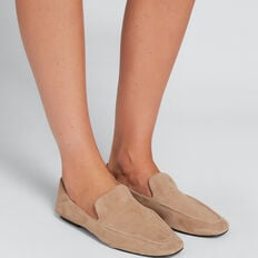 Lucy Loafer  TAUPE  hi-res