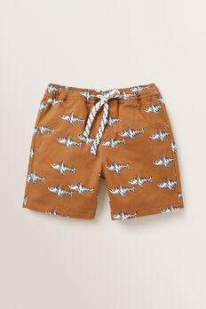 Tiger Shark Short  NUTMEG  hi-res