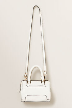 Mini Bowling Bag  WHITE  hi-res