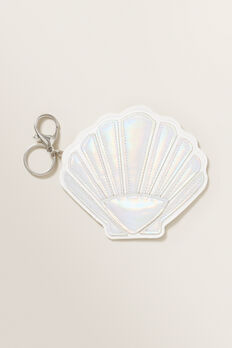 Clam Shell Coin Purse  IRIDESCENT  hi-res