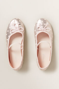Party Spot Ballet Slipper  PINK  hi-res