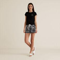 Dreamy Pyjamas  BLACK  hi-res
