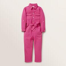 Boiler Suit  FUCHSIA  hi-res