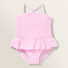 Gingham Bather  FAIRY FLOSS  hi-res