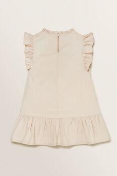Drop Waist Dress  NATURAL  hi-res