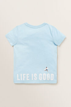 Life Is Good Tee  NORDIC BLUE  hi-res