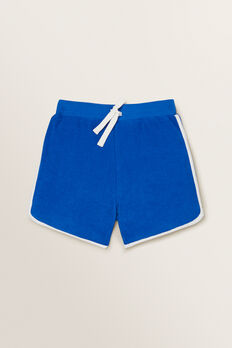 Terry Toweling Shorts  BRIGHT COBALT  hi-res
