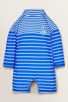 Stripe Rashsuit  BLUE CRUSH  hi-res
