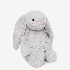 Jellycat Medium Bashful Bunny  SILVER  hi-res