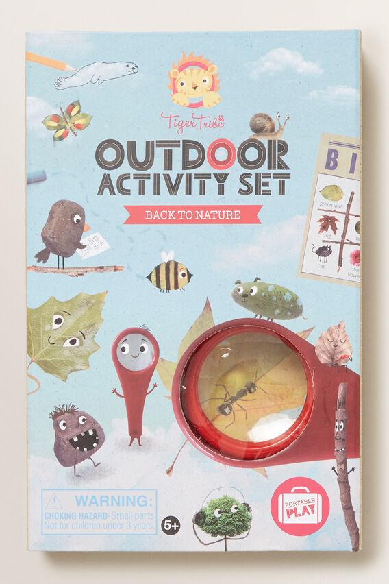 Outdoor Activity Set  MULTI  hi-res